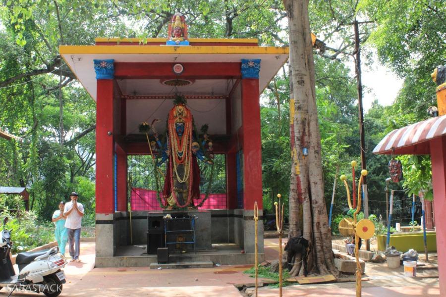 Kali Statue - Bangalore