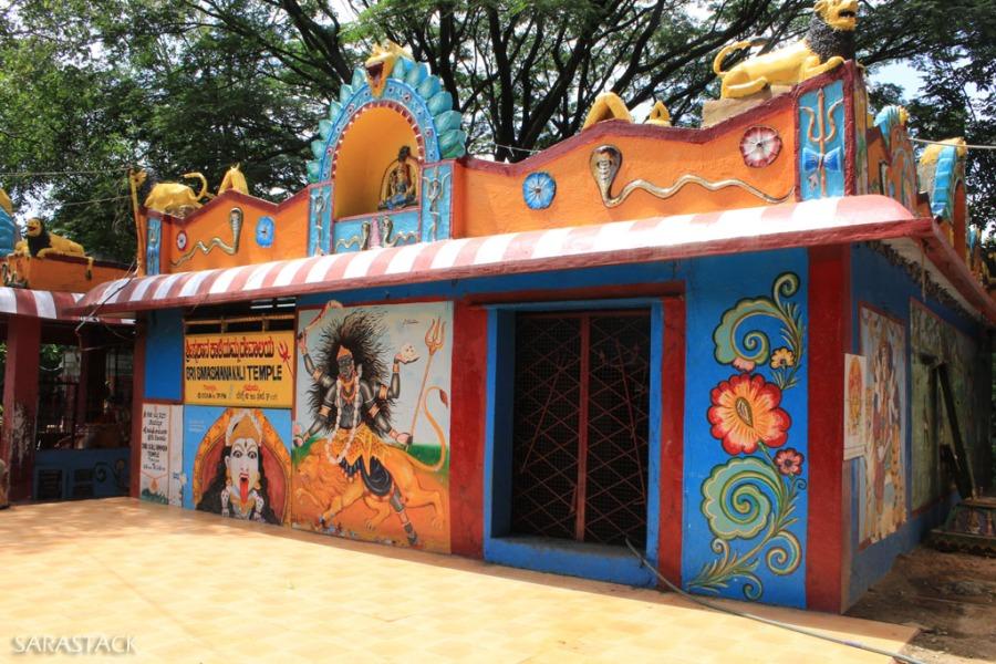 Sri Smashana Kali Temple2