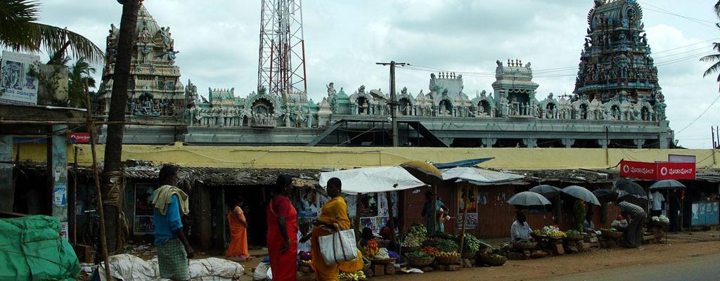 Chikmadure Temple