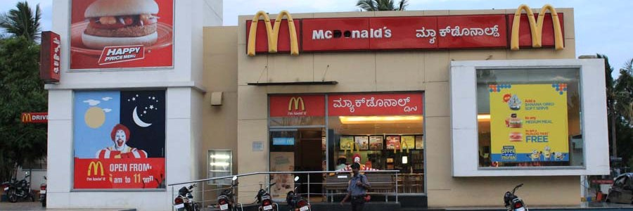 McDonald's Mysore-Bangalore Road