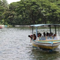 Boating in Ulsoor Lake