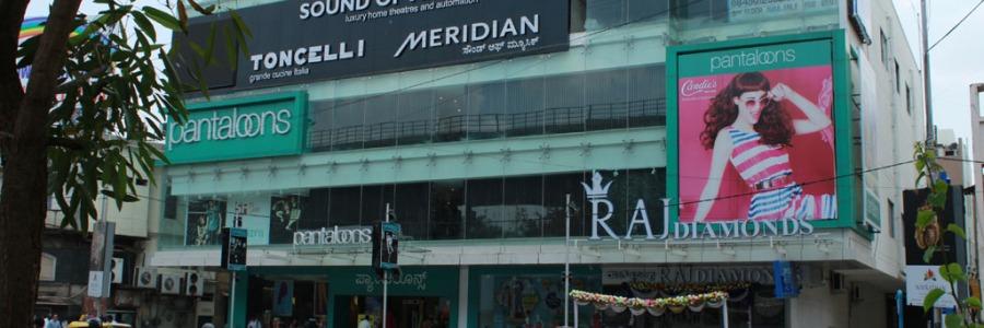MG Road Landmark