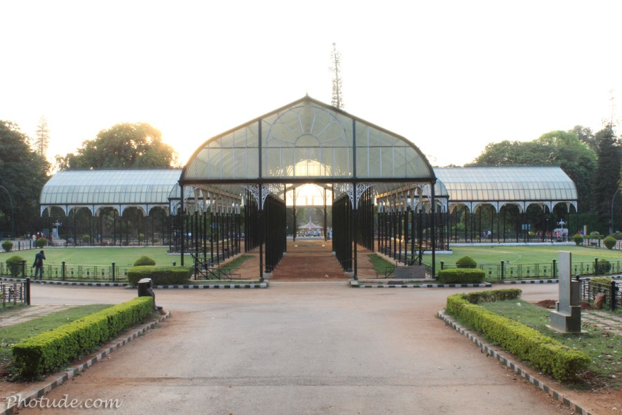 Glass House, Lalbagh Gardens