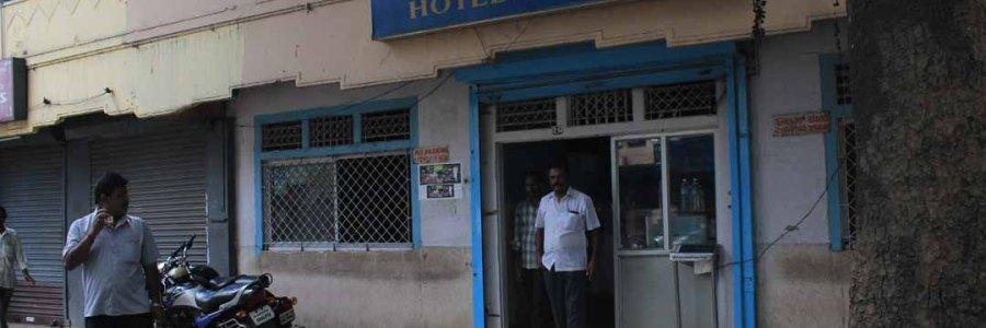 Janatha hotel Sajjan Rao Circle