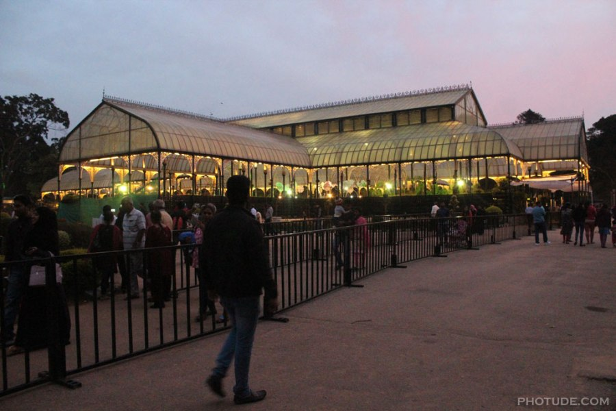 Glasshouse Lalbagh