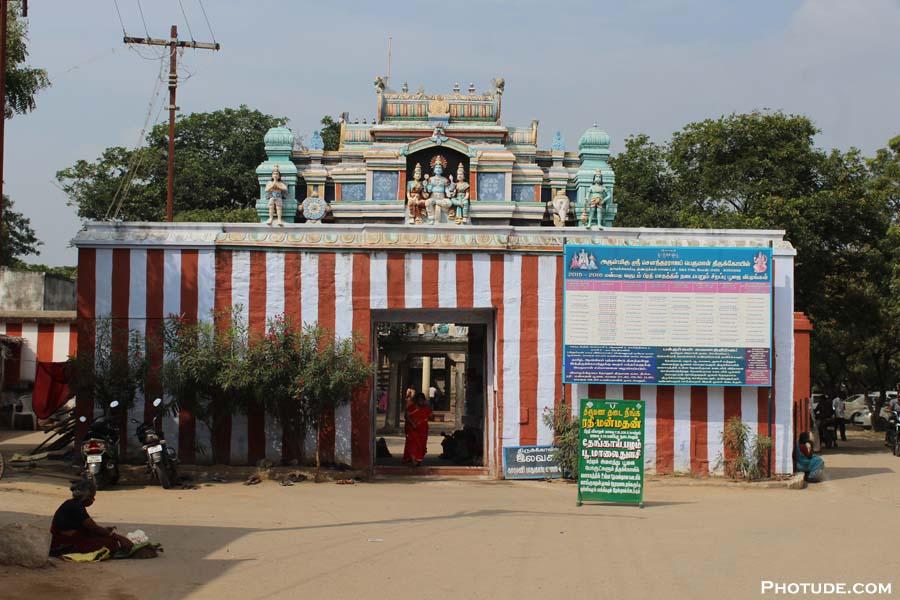 Thadicombu Temple