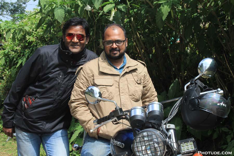 Pradeep & Sarvana - BR Hills