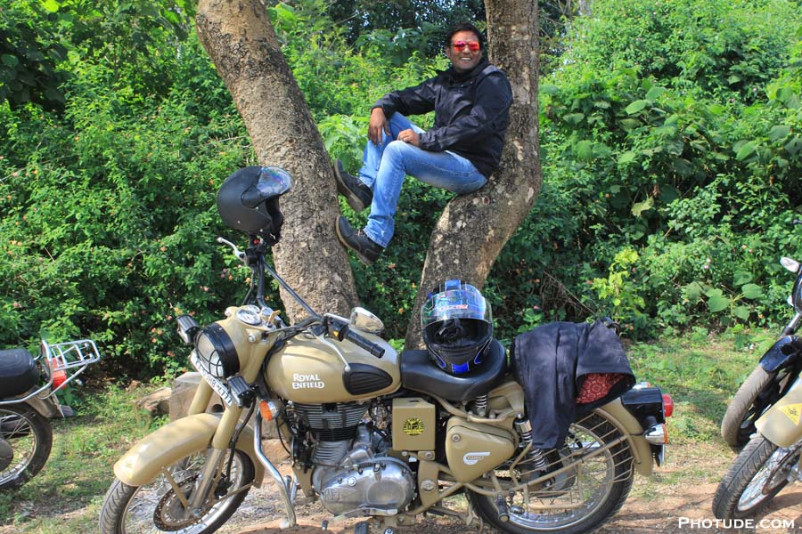 Pradeep Royal Bull Rider