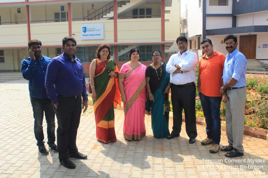 Teresian Teachers and Students