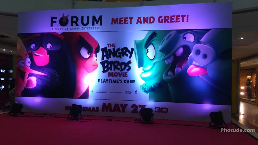 Angry Birds Movie 2016