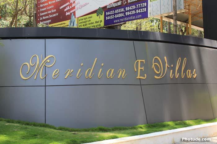 Meridian E Villas Yercaud
