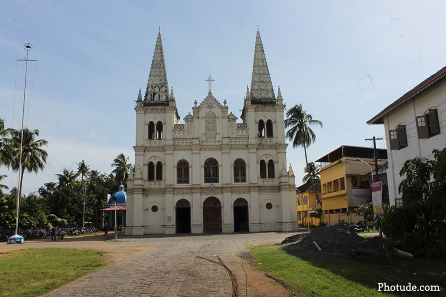 Basilica Church, Cochin