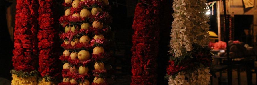 Flowers Goddess Durga