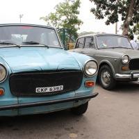 Fiat 1100 cars