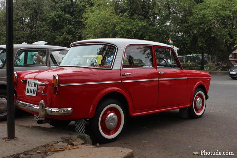 Fiat 1100 D