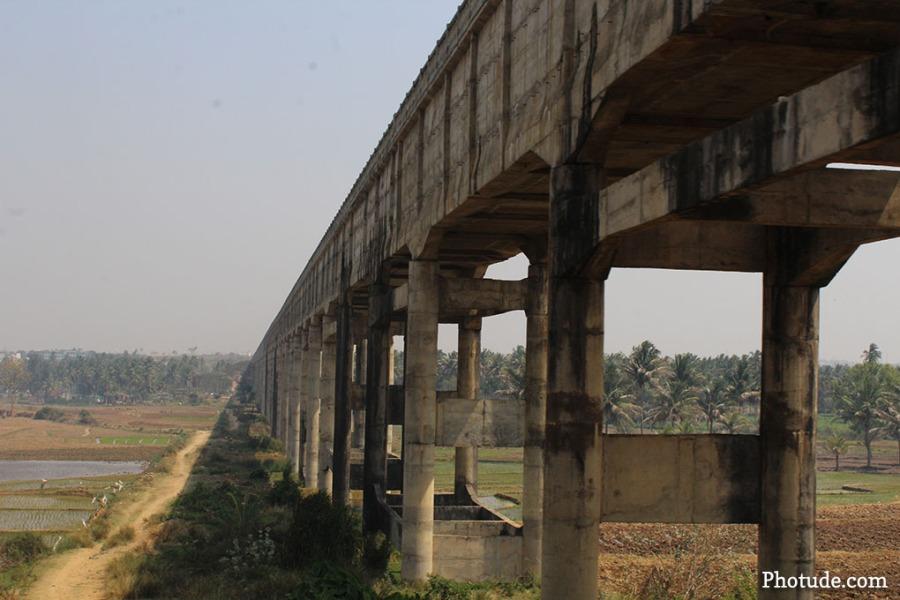 Varuna Canal near Mysuru