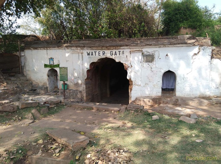 Water Gate Srirangapatna