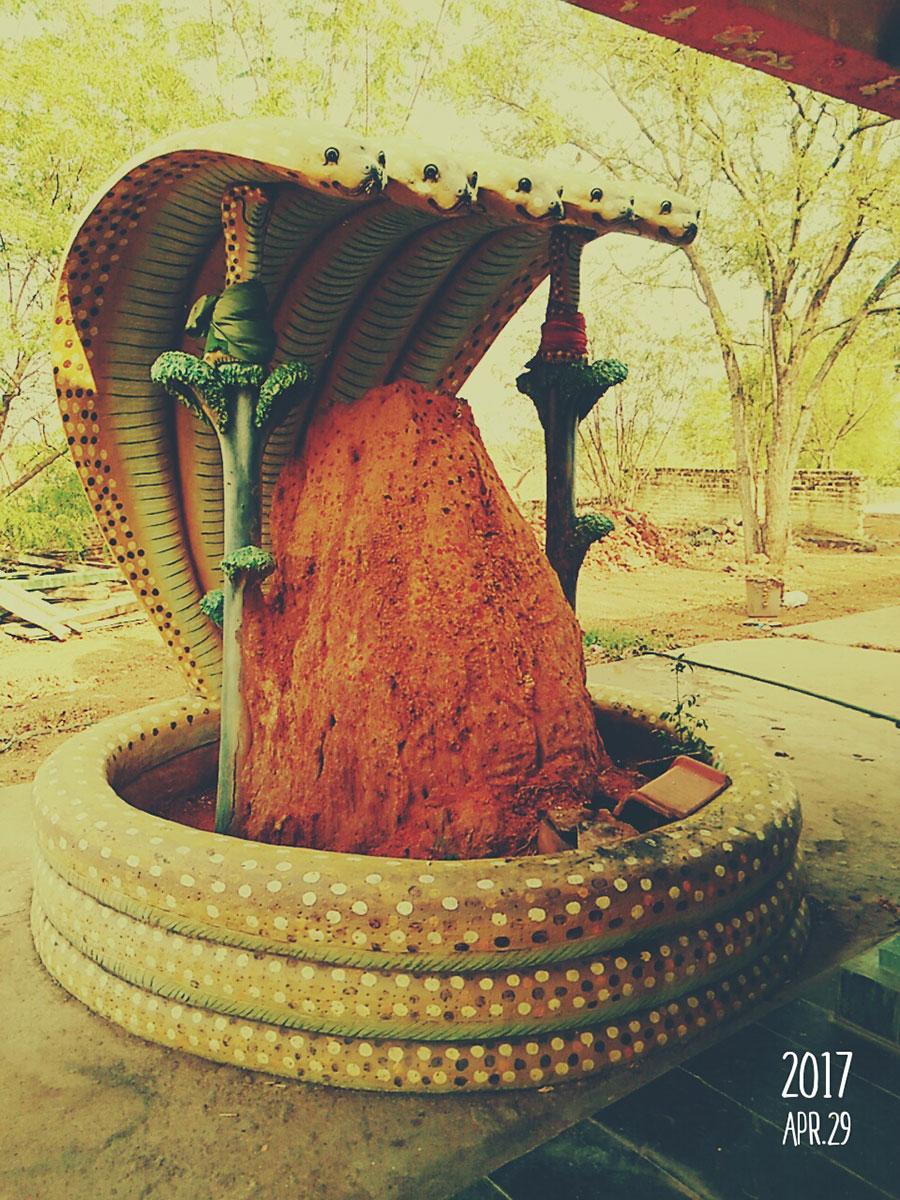 Snake Worship